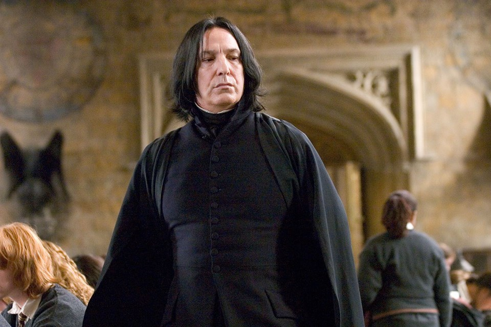 What kind of promise did Narcissa and Snape make in the