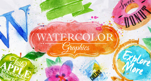 Watercolor Tea Menu (Food) 5467dd8aa4a82d8b90aeb086b94a589e