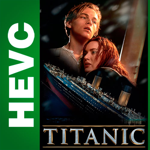 Титаник / Titanic (1997) BDRip HEVC 1080p | D | Open Mate