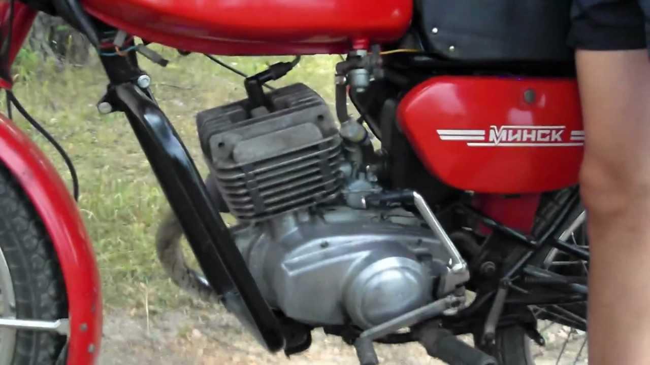 Как сделать хорошим мотоцикл минск