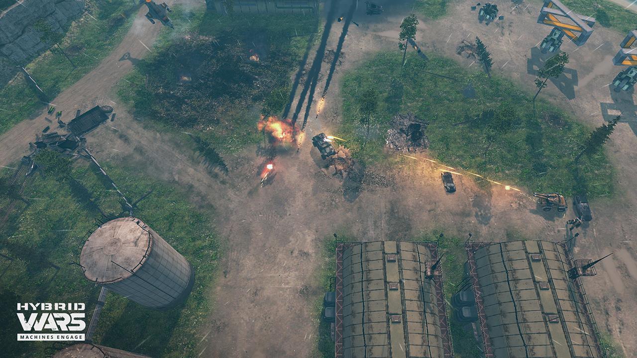 HYBRID WARS (2016) PC | Лицензия