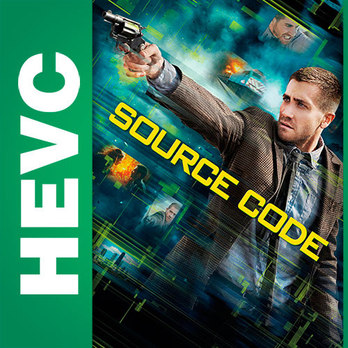 Исходный код / Source Code (2011) BDRip HEVC 720p | D