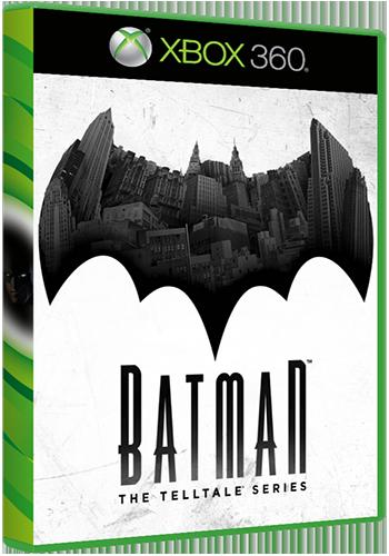 Batman: Telltale - Season Pass Disc [PAL / NTSC/U / RUS]
