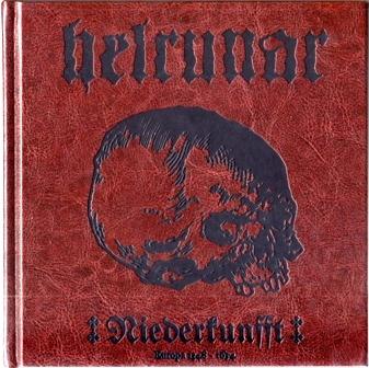 HELRUNAR - Niederkunfft 2015 (Artbook Edition 2CD)