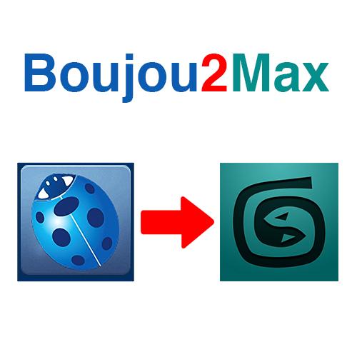 Boujou2max plug-in poster