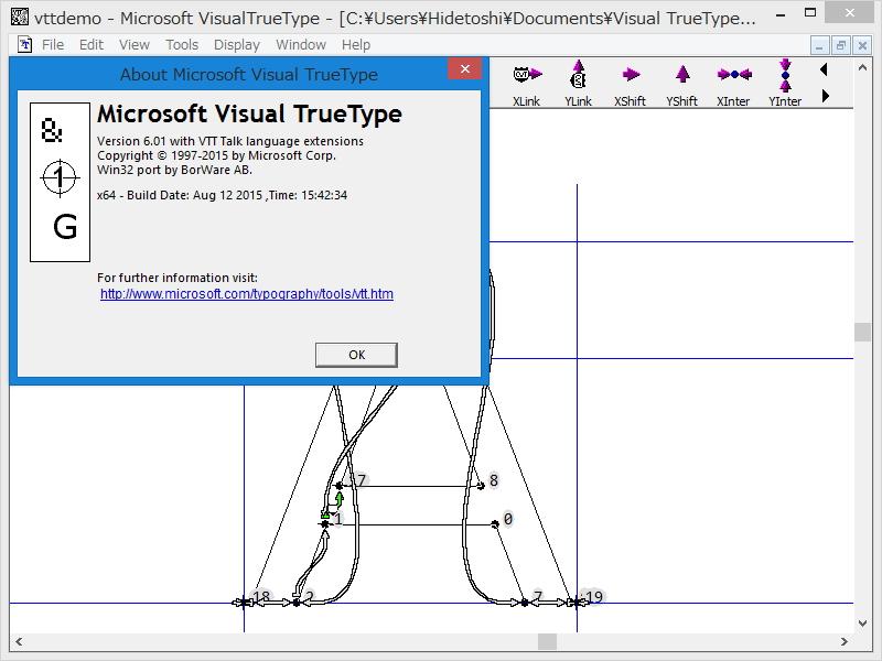 Visual TrueType