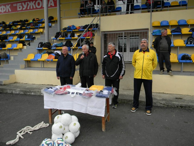 """""""Відкриті уроки з футболу""""  в Іршаві"""