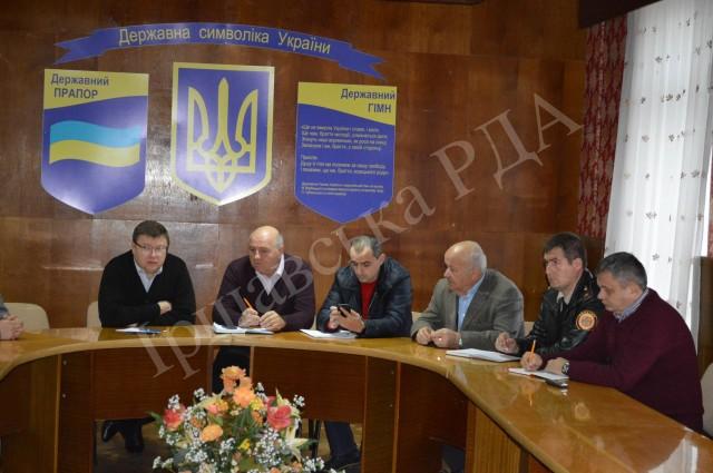 Стихія знову дає про себе знати : позачергове засідання в Іршаві