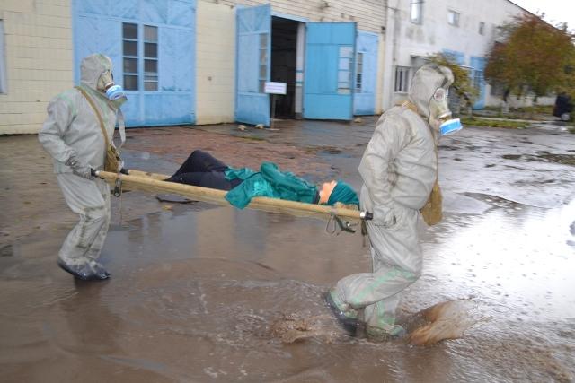У Вараші та Костополі тренувались ліквідовувати аварії, фото-1