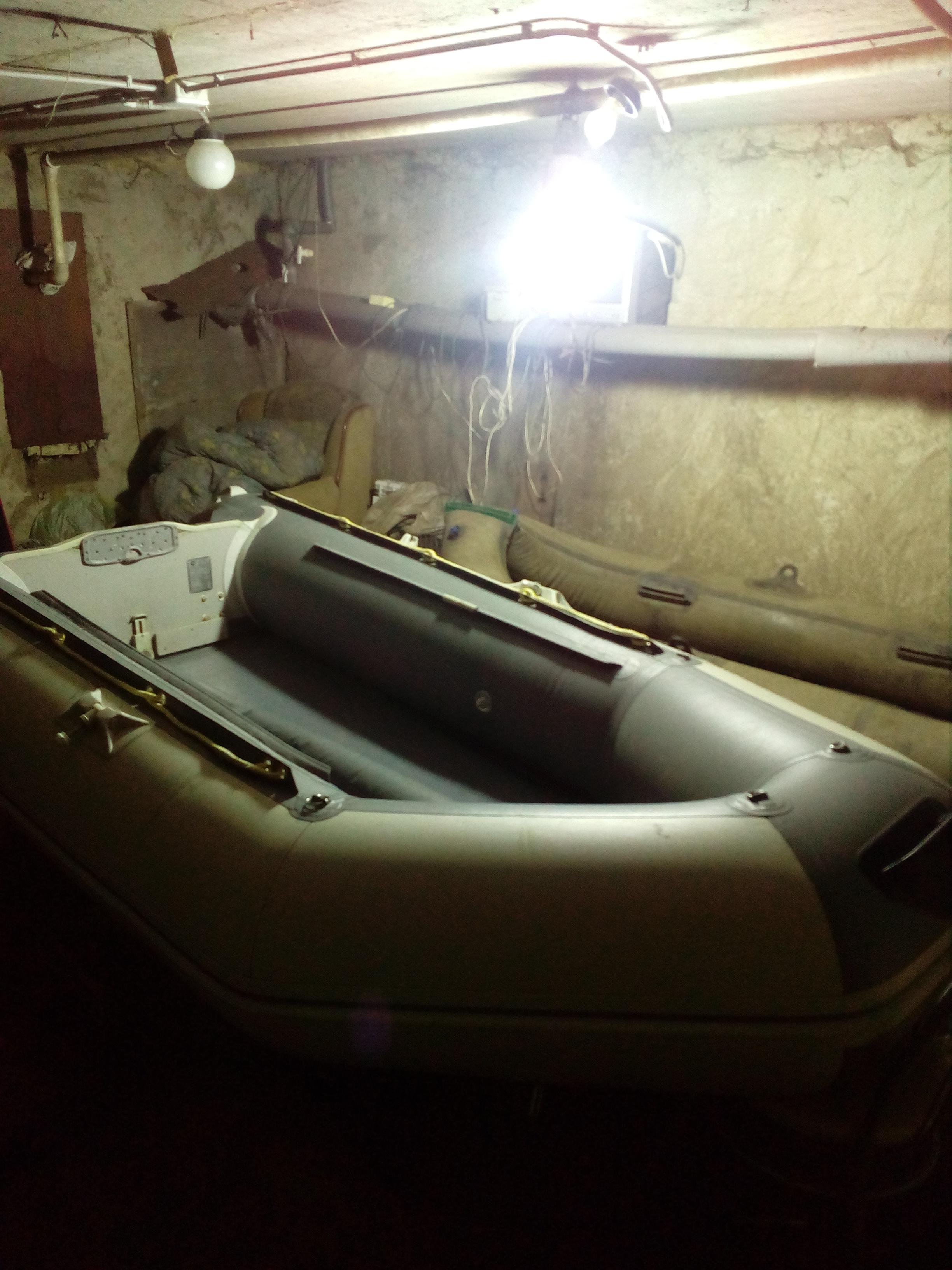 Надувная лодка ПВХ Badger (Баджер) Classic Line 300