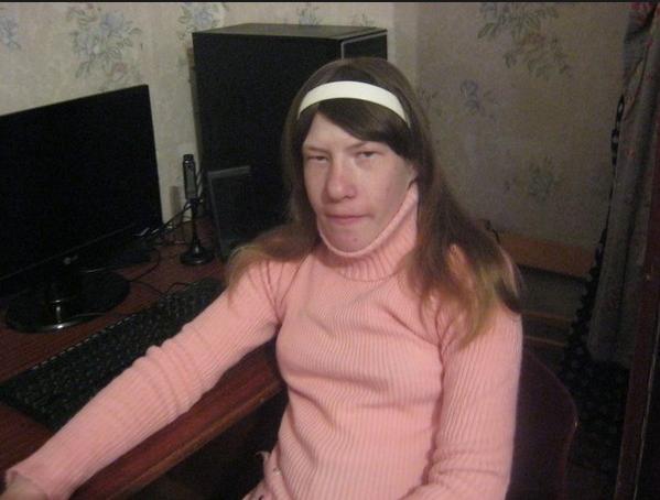 некрасивые девушки в контакте фото