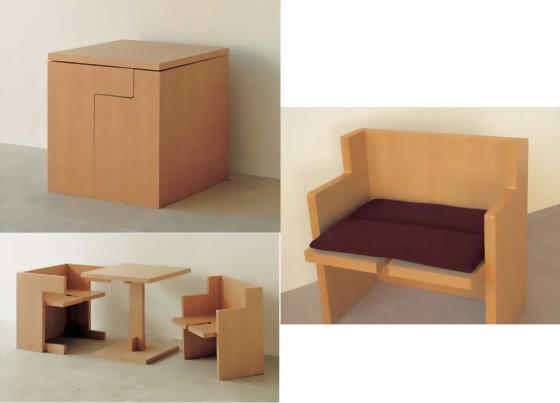 Мебель трансформер  видео