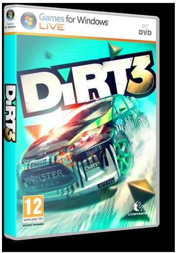 DiRT 3 (2012) PC   Лицензия