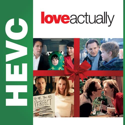 Реальная любовь / Love Actually (2003) BDRip HEVC 720p | D