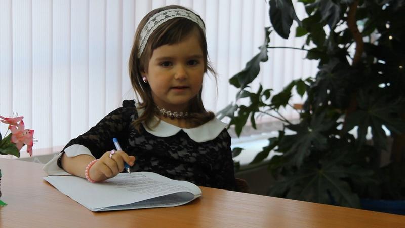 Варвара Георгиевская читает произведение «Письмо Татьяны Онегину
