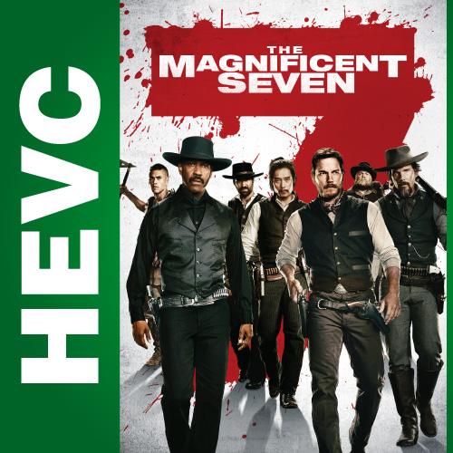 Великолепная семерка / The Magnificent Seven (2016) BDRip HEVC 1080p | Лицензия