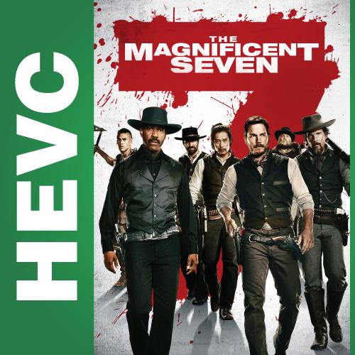 Великолепная семерка / The Magnificent Seven (2016) BDRip HEVC 720p | Лицензия