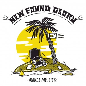 New Found Glory - Happy Being Miserable (Single) (2017)