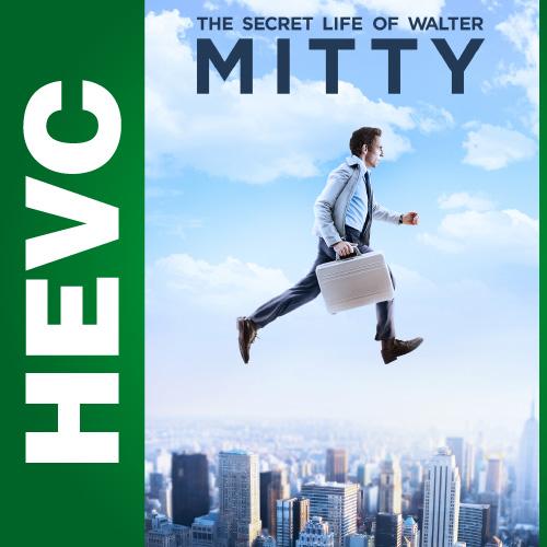 Невероятная жизнь Уолтера Митти / The Secret Life of Walter Mitty (2013) BDRip 1080p HEVC | Лицензия