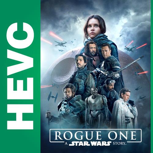 Изгой-один: Звёздные войны. Истории / Rogue One: A Star Wars Story (2016) BDRip-HEVC 720p от HEVC CLUB | Локализованная версия | Лицензия