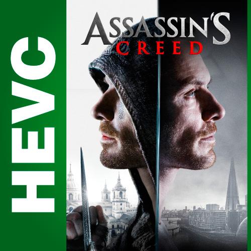 Кредо убийцы / Assassin's Creed (2016) BDRip 1080p HEVC | Лицензия