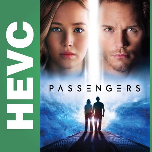 Пассажиры / Passengers (2016) BDRip 720p HEVC | Лицензия