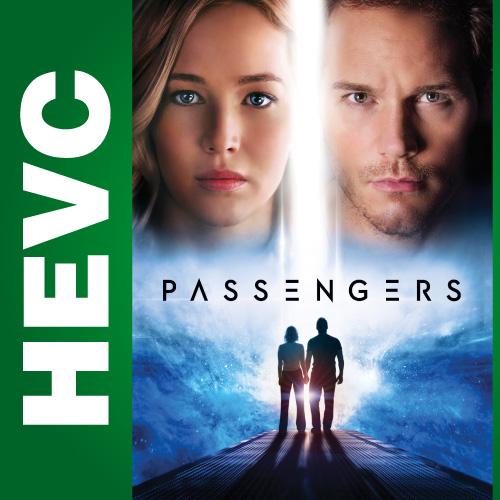 Пассажиры / Passengers (2016) BDRip-HEVC 1080p | Лицензия