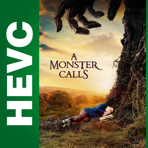 Голос монстра / A Monster Calls (2016) BDRip 1080p HEVC   iTunes