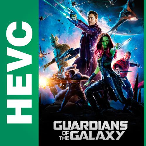 Стражи Галактики / Guardians of the Galaxy (2014) BDRip-HEVC 720p от HEVC CLUB | Лицензия