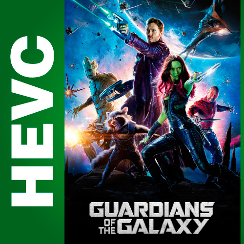 Стражи Галактики / Guardians of the Galaxy (2014) BDRip-HEVC 1080p от HEVC CLUB | Лицензия
