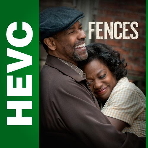 Ограды / Fences (2016) BDRip-HEVC 1080p от HEVC CLUB | iTunes
