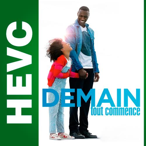 2+1 / Demain tout commence (2016) BDRip-HEVC 1080p от HEVC CLUB | iTunes