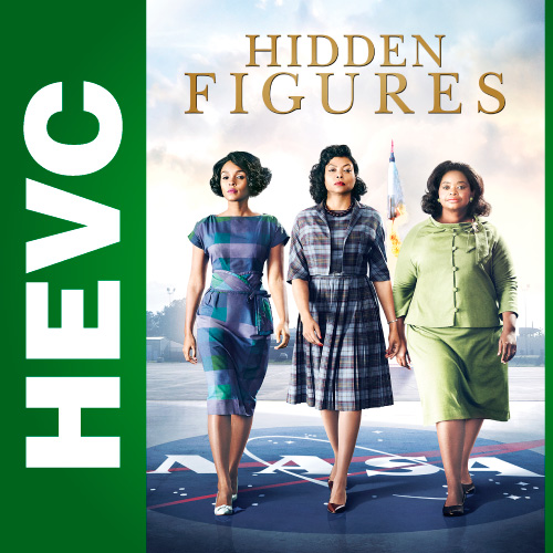 Скрытые фигуры / Hidden Figures (2016) BDRip-HEVC 1080p от HEVC CLUB | iTunes