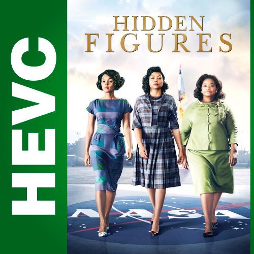 Скрытые фигуры / Hidden Figures (2016) BDRip-HEVC 1080p от HEVC CLUB | iTunes