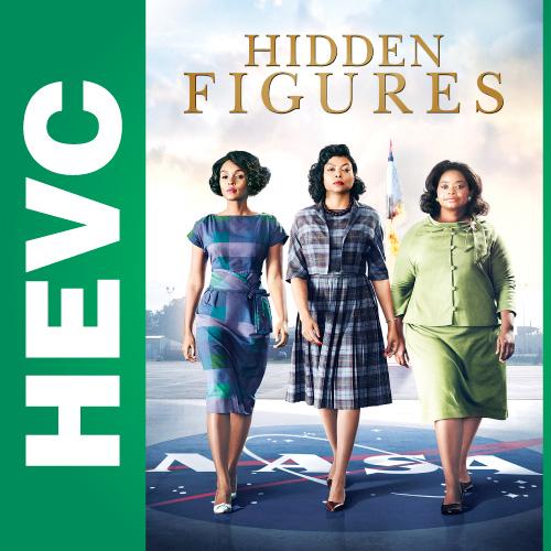 Скрытые фигуры / Hidden Figures (2016) BDRip-HEVC 720p от HEVC CLUB   iTunes