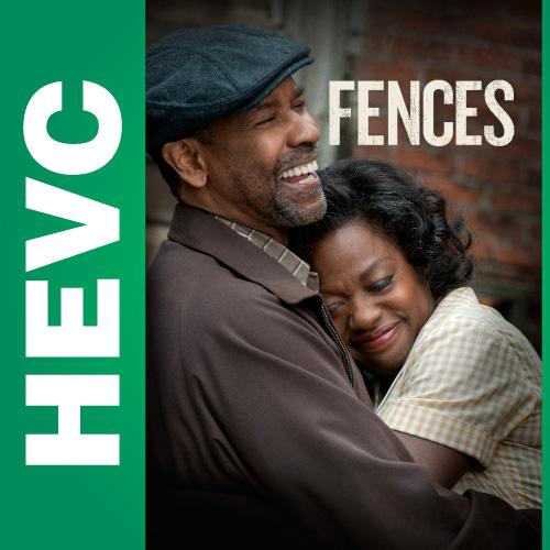 Ограды / Fences (2016) BDRip-HEVC 720p от HEVC CLUB | iTunes