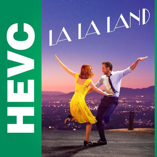 Ла-Ла Ленд / La La Land (2016) BDRip-HEVC 720p от HEVC CLUB | Лицензия