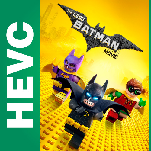 Лего Фильм: Бэтмен / The LEGO Batman Movie (2017) BDRip-HEVC 720p от HEVC CLUB | iTunes