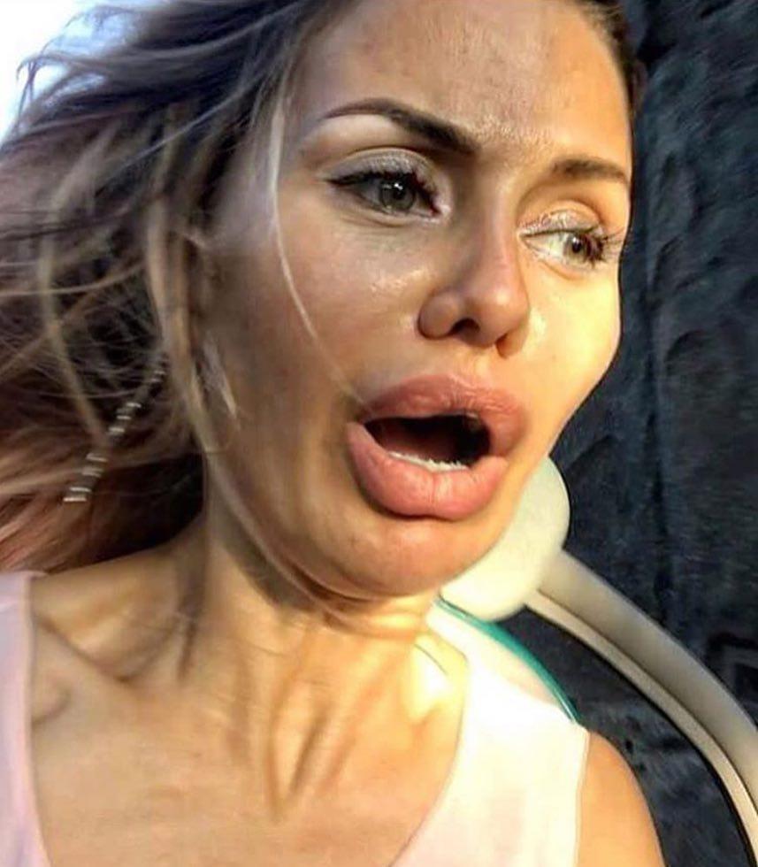Виктория боня без макияжа фото