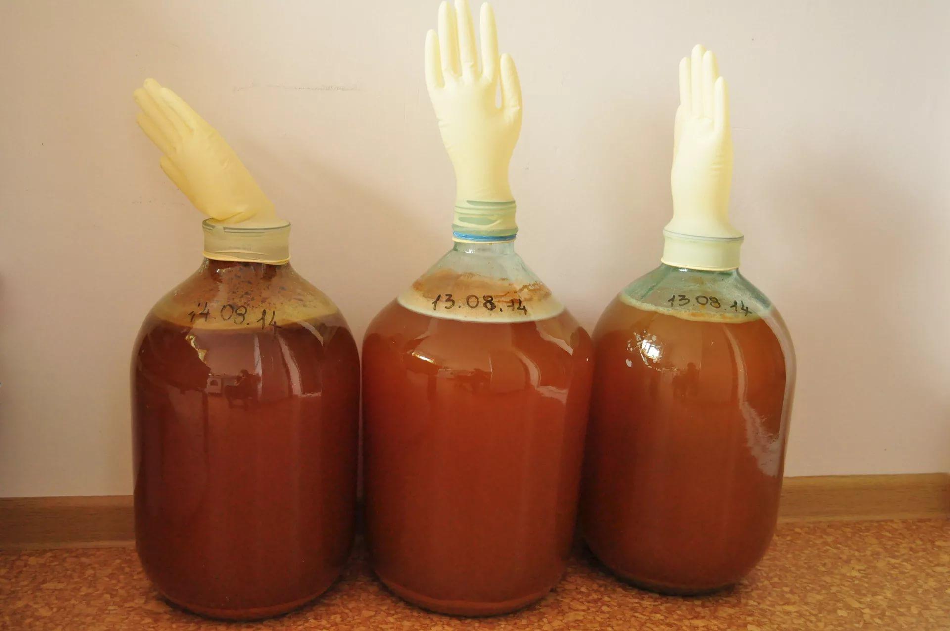 Изготовление креплёного вина 60