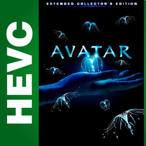 Аватар / Avatar (2009) BDRip-HEVC 1080p |...