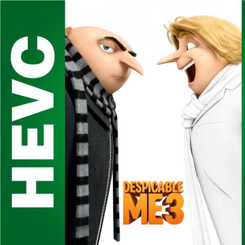 Гадкий я 3 / Despicable Me 3 (2017) BDRip-HEVC 1080p от HEVC CLUB   Лицензия