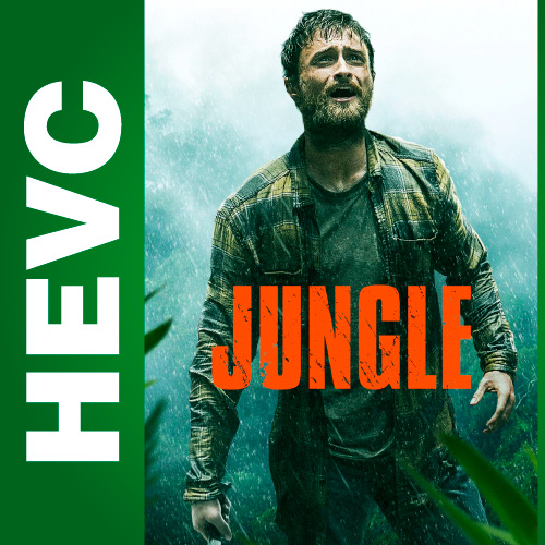 Джунгли / Jungle (2017) BDRip-HEVC 1080p от HEVC CLUB | iTunes