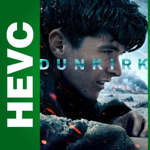 Дюнкерк / Dunkirk (2017) BDRip-HEVC 1080p от HEVC CLUB | IMAX | Лицензия