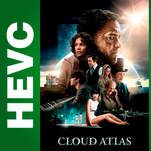 Облачный атлас / Cloud Atlas (2012) BDRip-HEVC 1080p от HEVC CLUB | D
