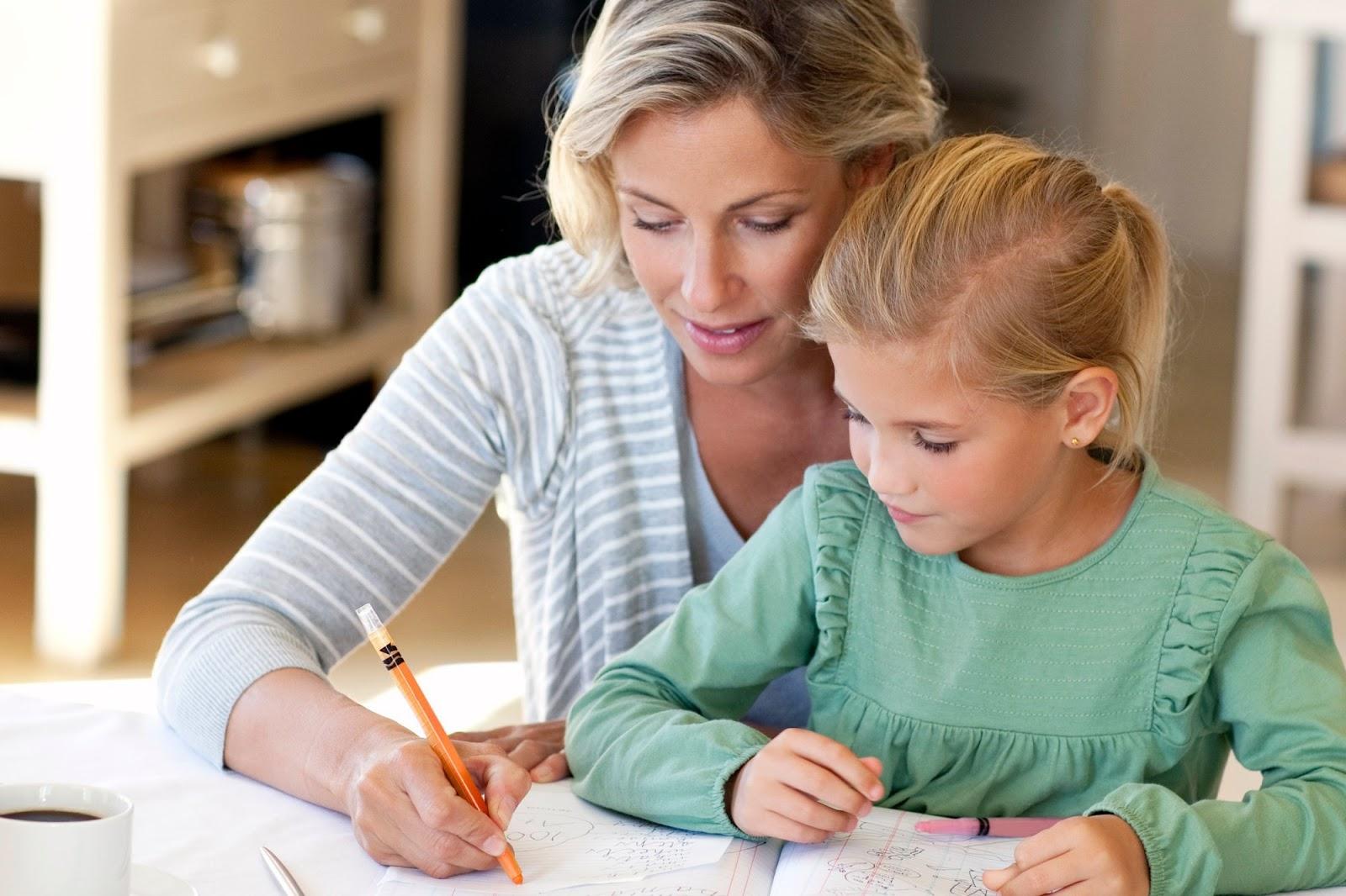 Подготовка дошкольника в домашних условиях