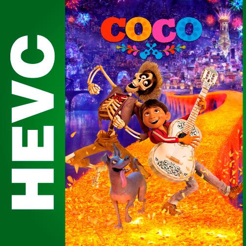Тайна Коко / Coco (2017) BDRip-HEVC 1080p от HEVC CLUB | iTunes