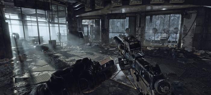 В Metro Exodus нужно будет чистить оружие от грязи [Игры]