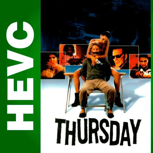 Кровавый четверг / thursday (1998) mp4 [psp] скачать торрент.