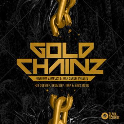 Black Octopus Sound - Gold Chainz for Xfer Serum (SERUM, WAV)